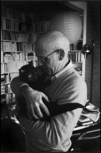 Foucault+gato